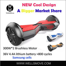 Green 2 Wheels Electric Self Balancing Scooter Factory
