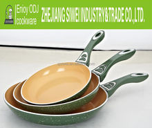 Eco-friendly Ceramic Forged Aluminum non-stick Fry pan