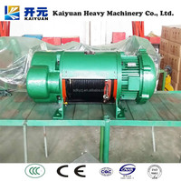 Material Handling Equipment CD/MC Type Hoisting Machine Lifting Equipment Wire Rope Electric Block Made in China
