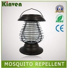 Garden solar power mosquito The most effective electric mosquito trap with LED tubelight lantern