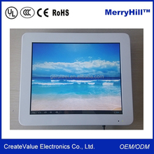 Square Computer 15 Inch 17 Inch Android Tablet PC With 5MP Camera
