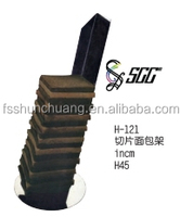 High Quality Toast Stand / Metal Toast Holder For Hotel Or Restaurant