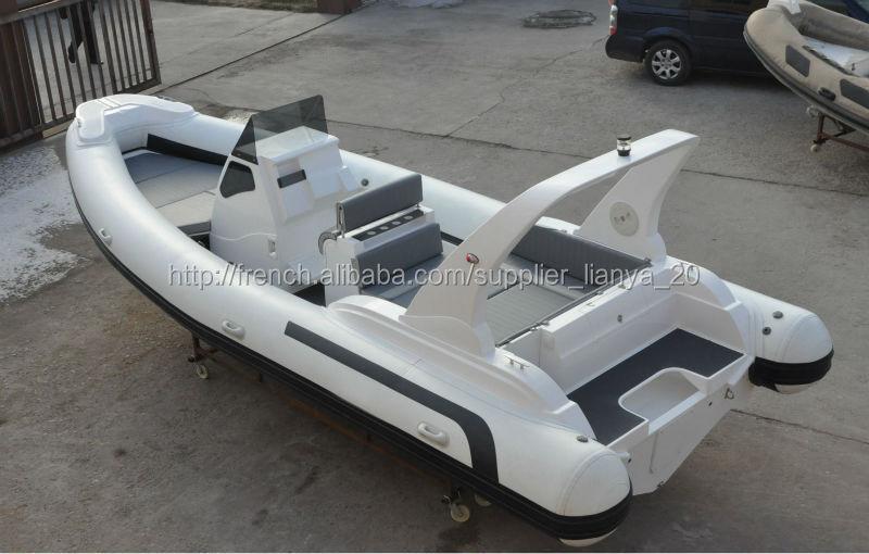 liya 16 personnes bateau gonflable c tes avec moteur hors. Black Bedroom Furniture Sets. Home Design Ideas