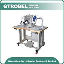 Electronic Design Complete automatic oil supply system and oil filter device Sewing Machine