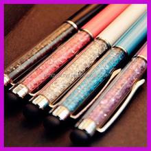 2015 New style beaded rhinestone pen