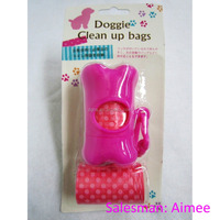 thick dog poop garbage bag for carrier outdoor