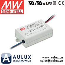 Meanwell APC-25-500 25W 500mA LED Driver Constant Current Single Output LED Power Supply 15~50V