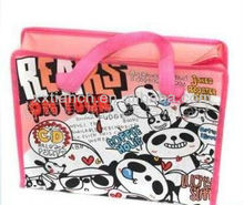 2012 best selling clear plastic cosmetic bag/gift bag