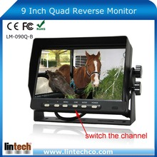 7 inch color Mobile Vision Monitor