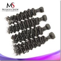 100% human hair bundle deals, Grade 6A Indian deep wave virgin hair, 10-26inch indian deep wave 3pcs lot indian deep wavy