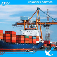 LCL door to door shipping from guangzhou to singapore