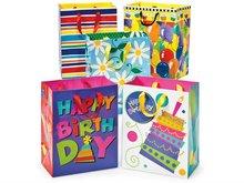 Paper Twist Hanlde bags cheap SPECIAL DAYS ASSORT Shopping