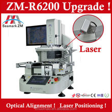 Seamark zm smd rework soldering station ZM-R6200 for laptop / computer / PS3 / game player repair with optical alignment