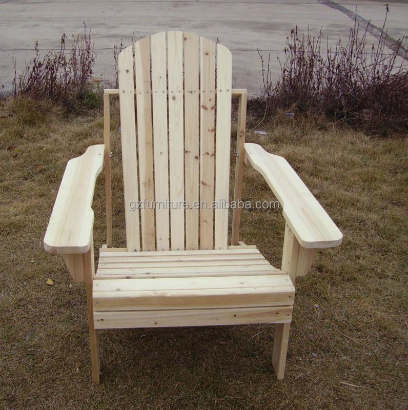 En bois chaise adirondack plans chaises en bois id de for Plan de chaise en bois