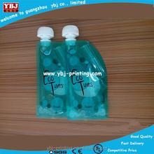 pour spout pouch/flexible printing and lamination packaging pouches with pour spout