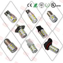 High quality car lamp led car bulb 1157 led canbus and led 9005