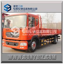 DONGFENG 4X2 10T medium duty dry box van truck hot photo trucks for sale