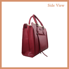 European Style Lady Office Bag Women's Bag with Front Pocket with Shoulder Strap