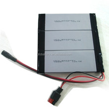 Batteria aspirapolvere industriale pack 11.1v 15ah 166wh li batteria ai polimeri di litio ricaricabile