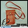 Hot sale PU leather cut Phone bag