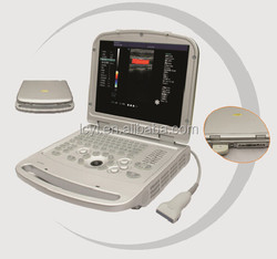 Laptop Type Ultrasound Machine with Color Doppler for Obstetrician Gynecologist