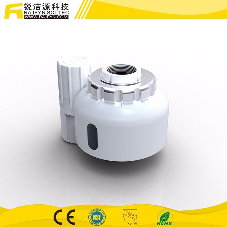Akıllı CUPC Mutfak Sıcak Ve Soğuk Plastik Sensör Lavabo Bataryası Bacalı