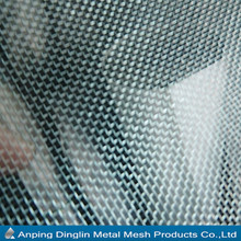 S.S FINISHED ALUMINUM WIRE MESH WITH HIGH QUALITY