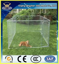 china alibaba modern house design beautiful galvanized chain link fence for dog kennel