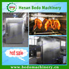 2015 China factory supply fish meat industrial smokers/smoke oven/meat smoker for sale with CE 008613253417552