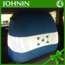 national country flag car seat head rest covers