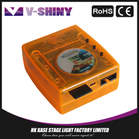 Disco 240 dmx moving head 512 dimmer rgb led light controller