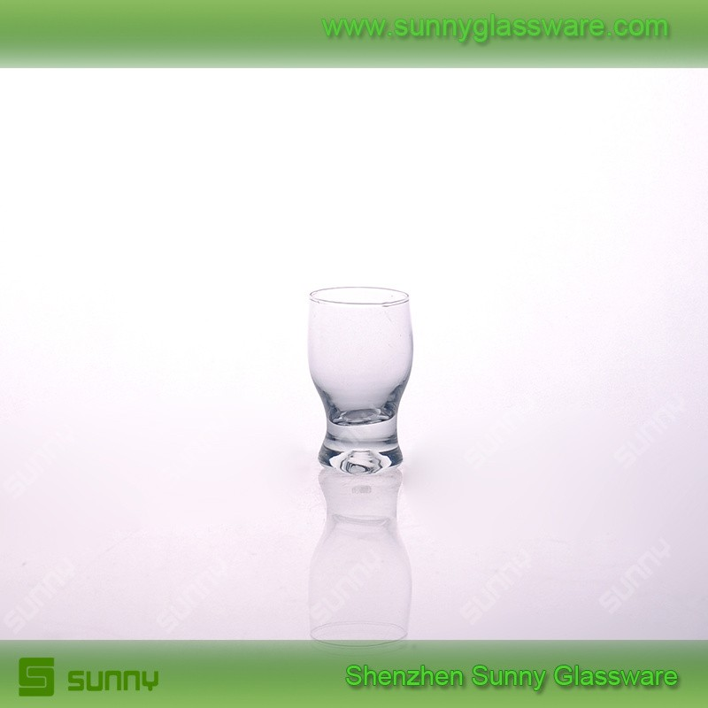 Mini cup crystal disposable shot glasses personalized