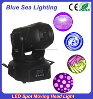 China disco bar night club 60w mini 60 watt led moving head spot