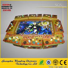 favorable !shooting Wangdong Shark King Legend fishing table game machine for sale