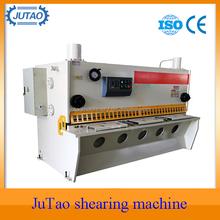hot sale q43 hydraulic aluminum foil cutting machine/waste scrap sheet shears/alligator scrap metal cutting machine ISO