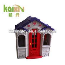 Mejor venta atractivas para niños de plástico árbol mágico casa para los niños