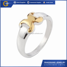 FR0506 Gold Plated Wedding Ring Designs For Female 2014