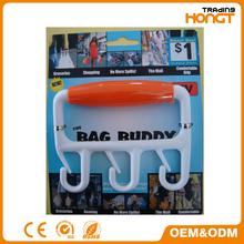 Plastic bag carry handle /wholesale professional bag holder