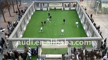 Huge Inflatable Football Pitch