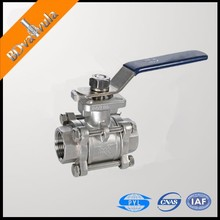 Stainless steel ball valve floating ball valve 4 inches