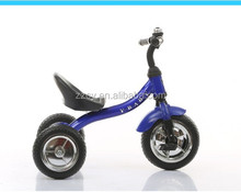 shining wheel of three wheel baby tricycles/bikes with fashion model