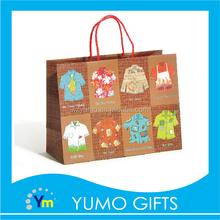 bespoken product folding fashion craft paper hand bag gift
