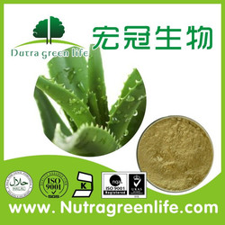 Halal & Kosher Cert Factory Supply 100% Natural Solvent Extraction Aloe Vera Extract