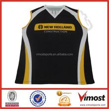 custom creative design sublimation basketball jerseys