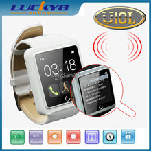 2015 hot sale cheap smart watch bluetooth phone with MP3 Playback,FM Radio,Email,Bluetooth,Touch Screen