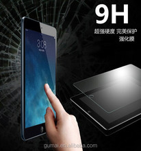 thin tempered glass screen protector / tablet accessories for IPad mini