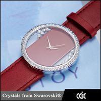 CDE Original Design Vogue Ladies Watches 2015