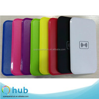 QI standard wireless phone battery charger for Sony/Huawei/xiaomi/Samsung/ iPhone smart mobile phone