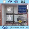 Peróxido de hidrógeno 35%/peróxido de hidrógeno 50% amoniocas: 7722-84-1