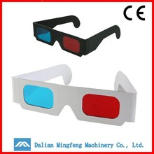 China factory cheap paper 3d glasses